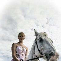 White horse :: Евгений Балакин