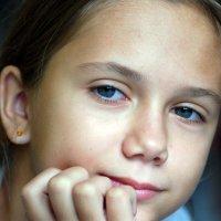 Портретик :: Ольга  Пусова