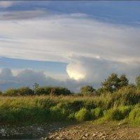 Небо августа :: lady v.ekaterina