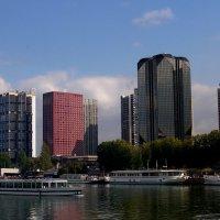 Небоскребы Парижа :: Елена Даньшина
