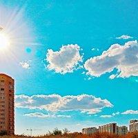 Такой вот солнечный день... :: Stingerrr