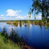 Ангарский пейзаж :: Ольга