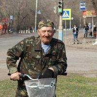 Велосипедист. :: Viktor Сергеев