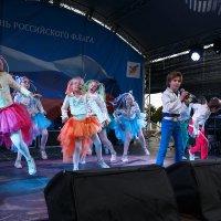 День российского флага на Поклонной :: Павел Myth Буканов