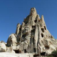 Музей под открытым небом с комплексом пещерных церквей древних христиан :: Галина