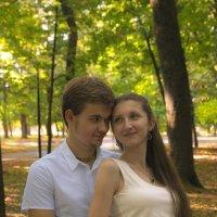Первая любовь :: Olga Vorzheva