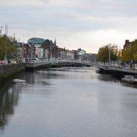 Река Лифф в Дублине. :: zoja