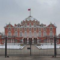 путевой дворец Москва :: Илья