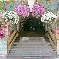 Вход во храм. :: Ирина