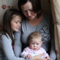Материнское счастье :: Вячеслав