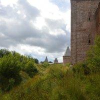 Смоленская крепостная стена :: Вика Азарова