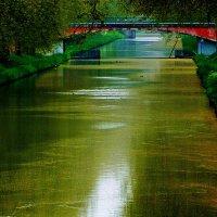 мост над каналом :: Александр Корчемный