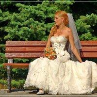 Твоя невеста, честно, честная, ё... :: Дмитрий Анцыферов
