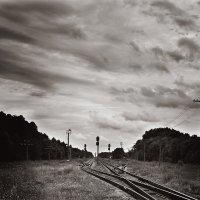 Railroad station :: Андрий Майковский