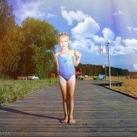 at the city beach :: Лена Сибирская