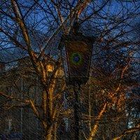 Городские зарисовки ночного города :: Sergey Kuznetcov