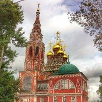 Храм в Кадашах :: Ирина Бирюкова
