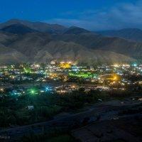 ночное село :: Омар Омаров
