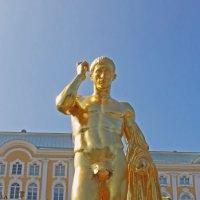Золотой Петергоф :: alemigun