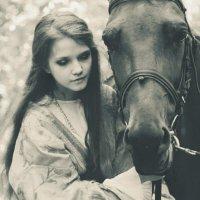 Средневековая Франция :: Анжелика Крайнова