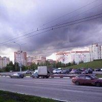 Грозовое небо :: Галина