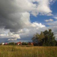 Тучи сгущались над Абрамцевым, но лишь пугали IMG_7238 :: Андрей Лукьянов