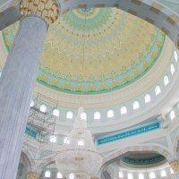 Головокружительные купола мусульманской мечети... :: Olesya Smirnova