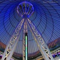 крупнейший в Центральной Азии ТРЦ «Хан Шатыр» :: Olesya Smirnova