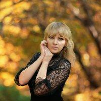 В ожидании осени... :: Людмила