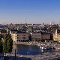 Вид на Стокгольм :: Андрей Роговой