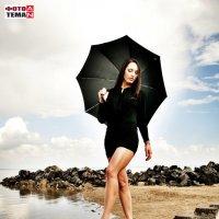 Пляжные прогулки Dani :: Артем Нуштаев