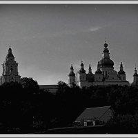 Свято-Троицкий кафедральный собор в Чернигове. :: Сергей Иванов