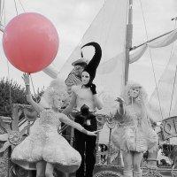 Не летать нам на шаре... :: Вера Моисеева