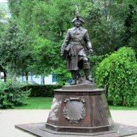 Памятник в честь основания Темерницкой таможни... :: Тамара (st.tamara)