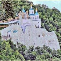Святогорский  монастырь. :: Валентина ツ ღ✿ღ