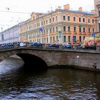 Санкт-Петербург :: Николай Гренков