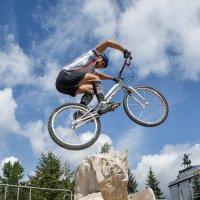 Чемпионат России по велотриалу :: Павел Myth Буканов