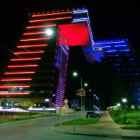 Технопарк Новосибирского Академгородка :: Lady Etoile