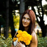 Наташа:) :: Александра Микова