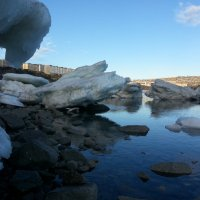 вид на Магадан с моря :: Viktoriya Bilan