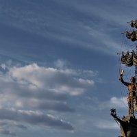 Корабль по небу плывёт :: Анастасия Смирнова