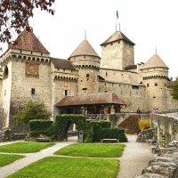 Шильонский замок 2 :: Valeriy(Валерий) Сергиенко