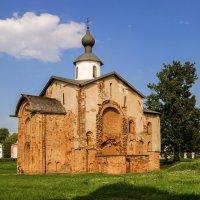 Ц. Параскевы Пятницы на Торгу. 1207 г. :: Сергей Исаенко