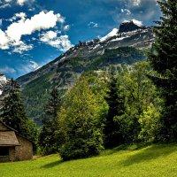 Fhe Alps 2014-Switzerland-Kandersteg 2 :: Arturs Ancans