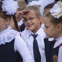В первый класс :: Андрей Степуленко