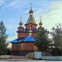 Храм- защита от бессилья,и надежда на добро. :: Валентина ツ ღ✿ღ