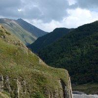 Разрезанная гора :: Денис Мартьянов