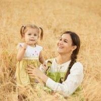 В поле весело :: Dororo Прасолова