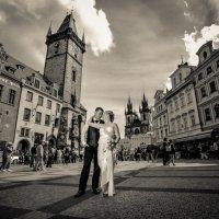 Wedding in Prague :: Dmitry Pechinsky