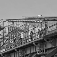 На мосту :: Alexandr Zykov